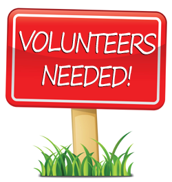 Gardening Volunteers Required